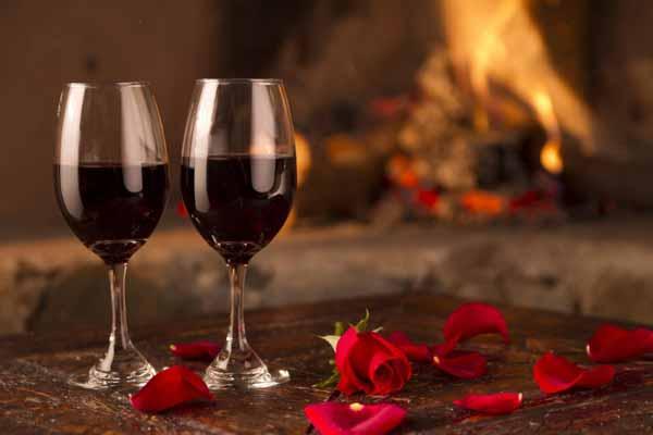 be romantic