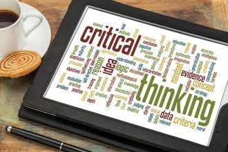 Problems of critical thinking for dating