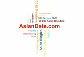 Meet Your Asian Partner at  AsianDate.Com