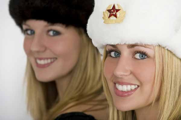 For Russian Ladies Have 106
