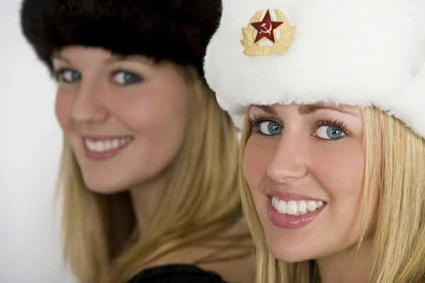 American dating russian girl