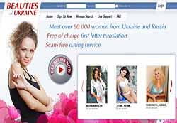 Beauties-of-ukraine main page