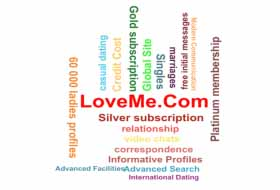 Find True Love on LoveMe.Com