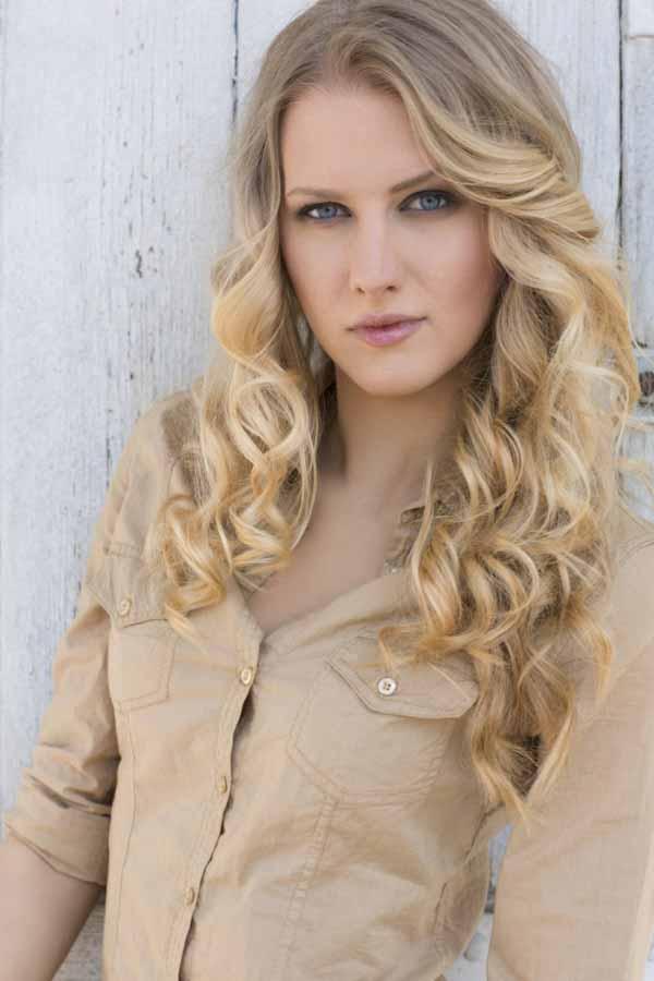 Beautiful Ukrainian Young Woman