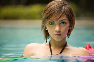 Gorgeous Filipina Woman