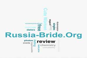 word cloud relevant to dating at Russia-Bride.Org