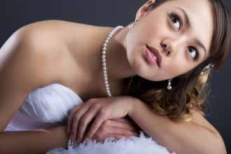 Beautiful Filipina bride