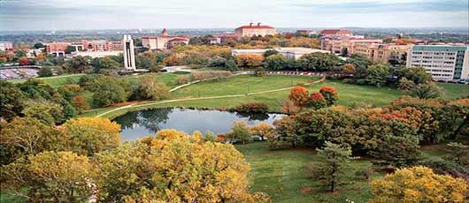 The University of Kansas'