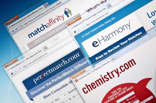 popular online web dating sites