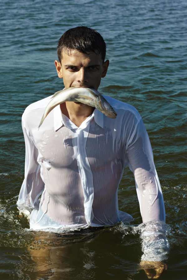 sexy fisherman