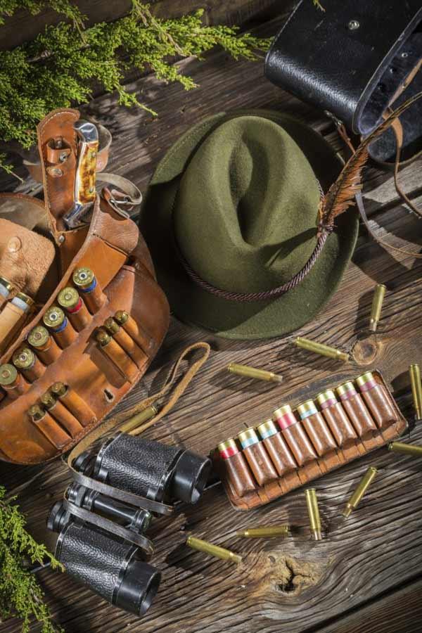 Preparing for the hunt