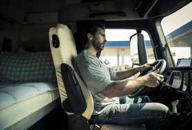 The realities of dating a truck driver