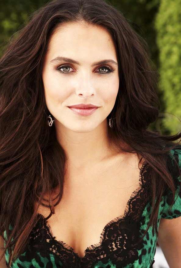 Hot Hispanic woman