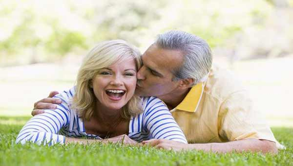 Dating tips for women over 40