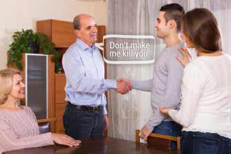 meeting parents