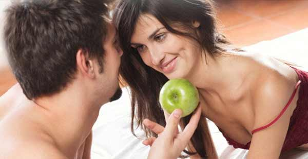 Dating a Vegetarian concept