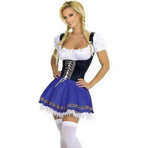 a gorgeous Swedish girl