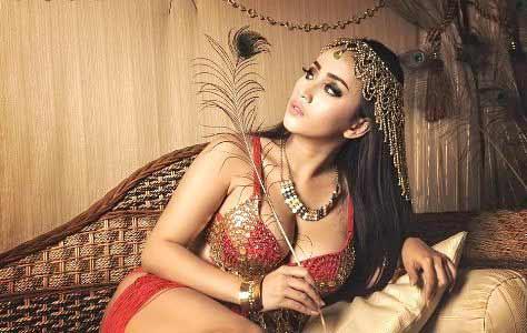 a beautiful Indonesian woman