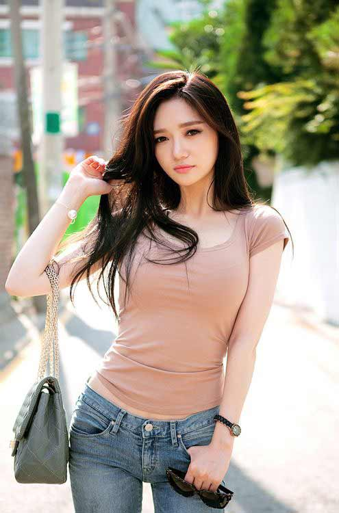 korean woman