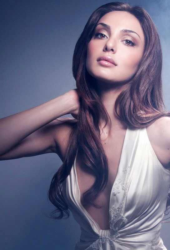 a very beautiful Armenian girl