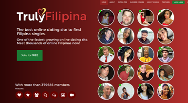 Free filipina dating online