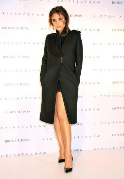 Stylish Victoria Beckham
