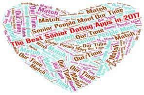 best 3 senior dating apps