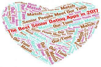 best 3 senior dating apps