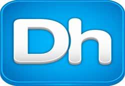 Date Hookup mobile logo