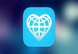 love planet dating app logo