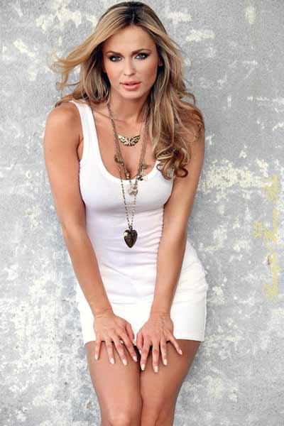 a beautiful sexy Croatian girl