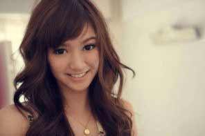 a gorgeous young Tokyo girl