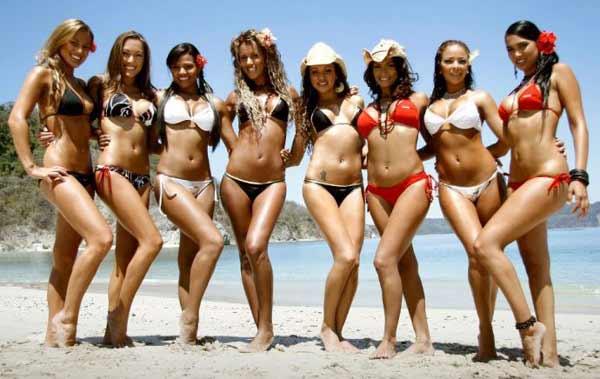 Costa Rica sexy women