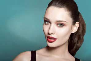 a gorgeous Serbian girl