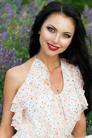 a cute Kazakh woman