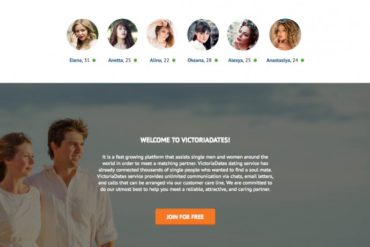 victoriadate dating site review