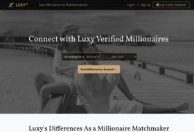 What is the difference between members from Luxy and other dating sites?