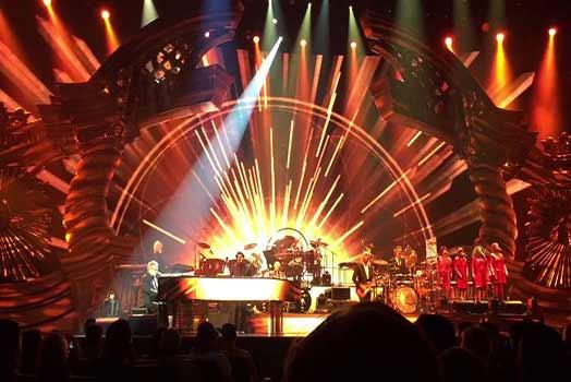 Caesars Palace concert