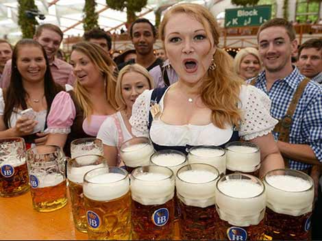 Octoberfest, Germany