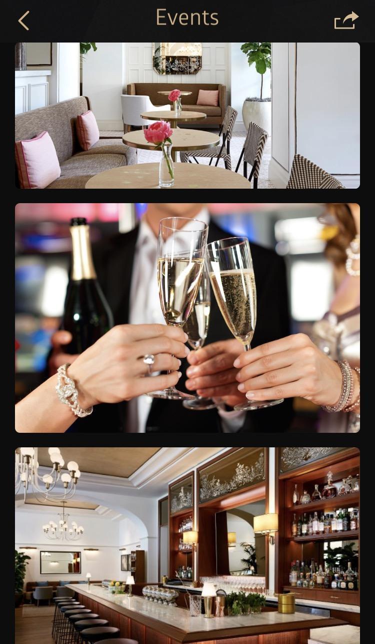 Luxy dating service