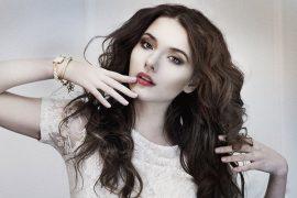 a beautiful woman of Belarus