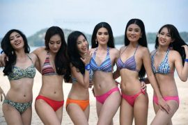 Stunning model-like beauties from Thailand