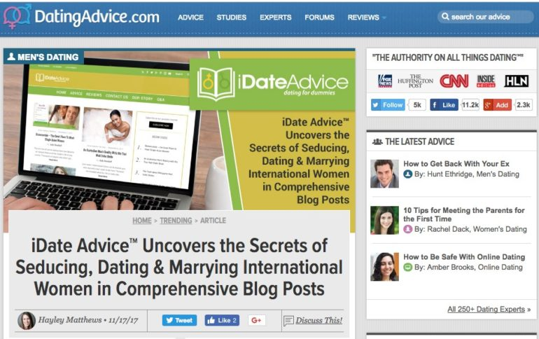 mens dating advice blog