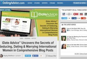 Our site was featured on DatingAdvice.com :)