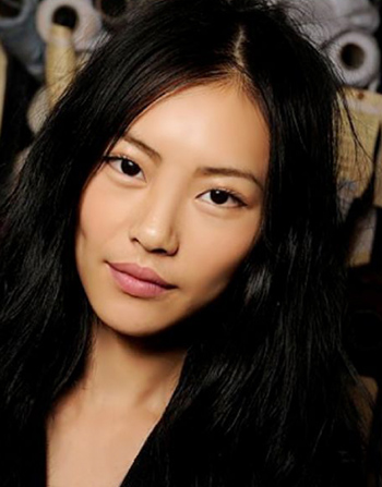 a gorgeous Thai young woman