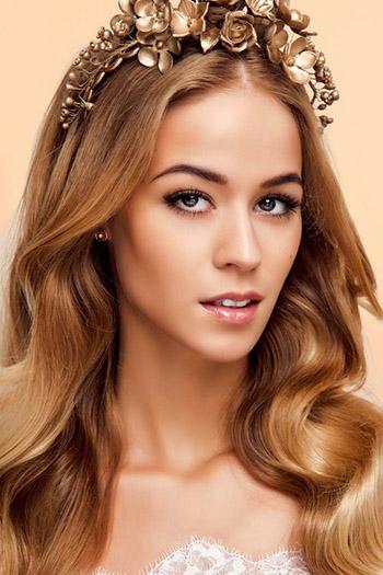 a gorgeous Slovakian model