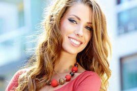 beautiful Romanian girl