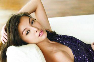 a hot Malaysian woman
