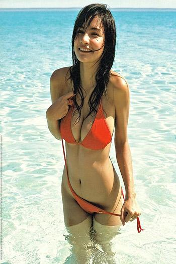 a hot Thai woman