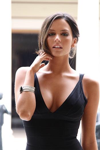 gorgeous Venezuelan woman